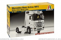 3884ИТ Грузовик Actros MP3 Black