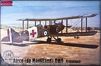 Rod436 Самолёт De Havilland D.H.9 Ambulance