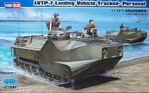82409 БТР LVTP-7 Landing Vehicle Tracked-Personnel