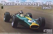 20004EBB Team Lotus type 49