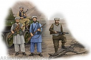 00436 Солдаты  Afghan Rebels