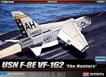 "12521 Самолет USN F-8E VF-162 ""The Hunters"""
