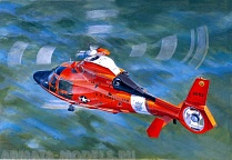 05107 Вертолет  US Coast Guard HH-65C Dolphin