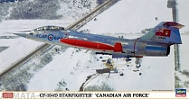 "09955 CF-104D Starfighter ""Canadian Air Force"" Limited Edition"