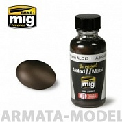 AMIG8209 Ammo Mig Металлик серии Alclad II BURNT IRON ALC121