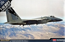 12531 Самолёт  F-15C California ANG 144th FW