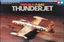 "60745T Republic F-84G ""Thunderjet"""