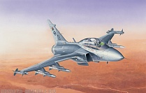 2664ИТ Самолет JAS-39 Gripen Twin Seater