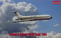 Rod329 Самолёт Vickers Super VC10 Type 1154