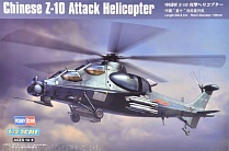 87253 Вертолет Chinese Z-10 Attack Helicopter