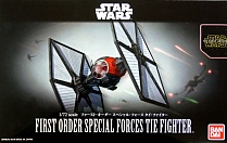 BND-72-002 Модель First Order Special Forces Tie Fighter Звездные Войны (Star Wars)
