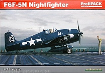 7079 Самолет F6F-5N Nightfighter Hellcat
