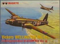MQ 7227 Самолет Vickers Wellington Mk.Ic