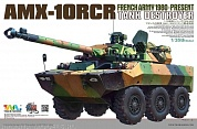 4602 1/35 FRENCH ARMY 1980-PRESENT AMX-10RCR TANK DESTROYER