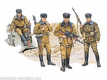 3008Д Солдаты Soviet Motor Rifle Troops