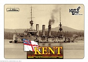 Корабль KB3520FH HMS Kent Armoured Cruiser, 1903