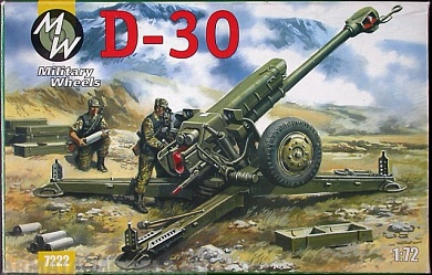 MW7222 D-30 MILITARY WHEELS KITS