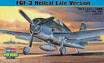 80359 Самолет F6F-3 Hellcat Late Version