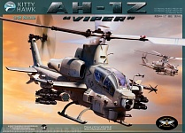 KH80125 Вертолет AH-1Z Viper (Kitty Hawk) 1/48