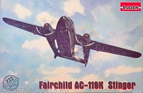 Rod322 Самолёт Fairchild AC-119K  Stinger