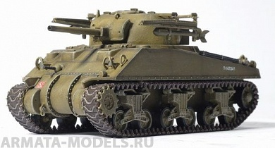 60307Д Танк Sherman Mk.V 'Tulip', 1st Armored Battalion Coldstream Guards, Germany 1945 Dragon