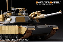 PE35419 Набор фототравления для Modern US  M1A2 TUSK2  Abrams Basic(For DRAGON 3536)