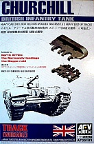 AF35183 Траки B.T.S 3 Heavy Built-Up Tracrs for Churchill-workable