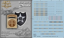 MM35044 US Army Badges & Insignia. Modern. Part 1