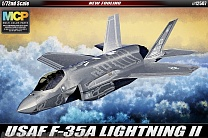 12507 Самолет  F-35A Lightining II