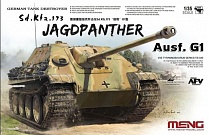 TS-039 German Tank Destroyer Sd.Kfz.173 Jagdpanther