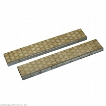 35-0025-C  Sidewalks Type 1, 2 pcs.