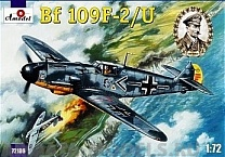 AM72186 Bf 109F-2/U Galland
