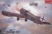 Rod433 Самолёт Junkers D.I early