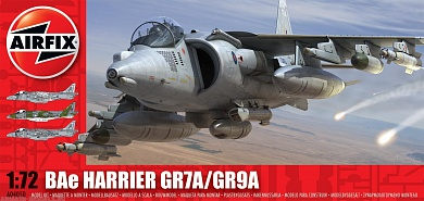 4050А Самолет HARRIER GR9 Airfix