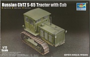 07111 Тягач Russian ChTZ S-65 Tractor with Cab