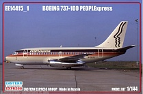 ЕЕ14415_1 Авиалайнер Б-731 PeoplExpress
