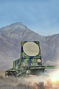 01023 Радар   MPQ-53 C-Band Tracking Radar