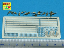 ABR-35-D-24  Дополнения для  Power line wall mount with street ligt для  1/35