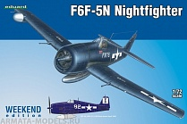 7434 Самолет F6F-5N Nightfighter